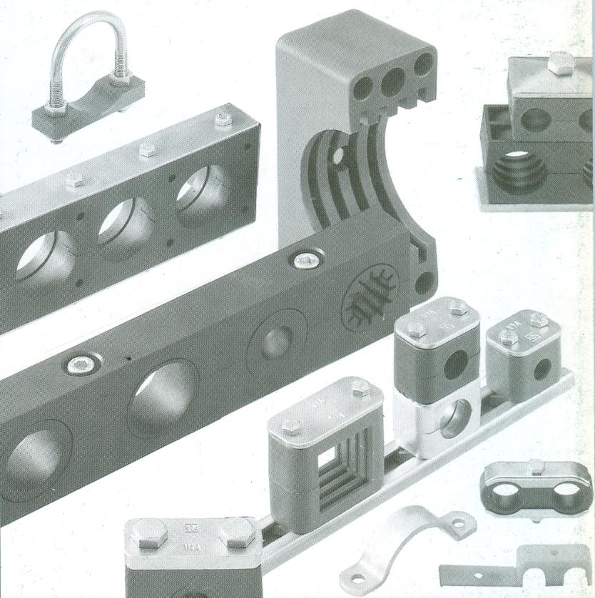 Kẹp ống tiêu chuẩn DIN 3015