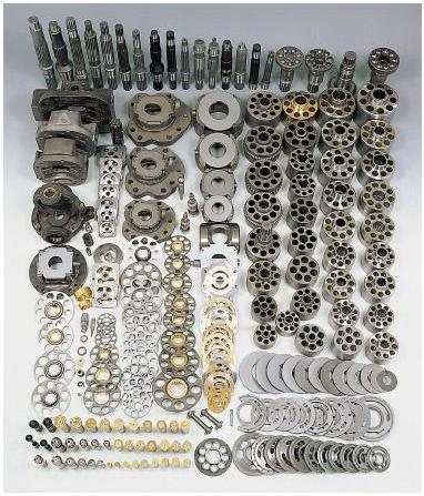 Phụ tùng thay thế chính hãng cho các loại bơm piston, cánh gạt, motor: Bosch-Rexroth, Parker, Vicker, Denison, Tokimec, Sauer-Danfoss-Daikin, Kawasaki...