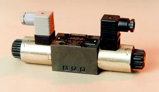 Van phân phối điều khiển điện  trực tiếp