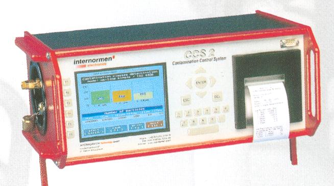 Thiết bị đo kiểm độ bẩn của dầu